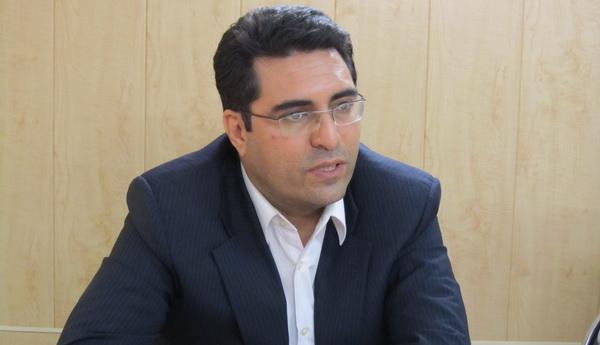 مجید کرباسچی دبیر اجرایی نمایشگاه کامتکس 2012 در استان اصفهان