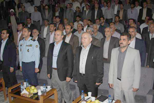 برگزاری مراسم تودیع و معارفه مدیرعامل شرکت مخابرات استان اصفهان