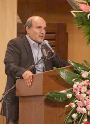مهندس مظفر پوررنجبر مدیرعامل شرکت مخابرات ایران