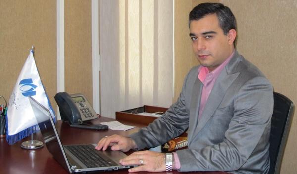 امید صفوی مدیرعامل شرکت عصرارتباط و ارتباط داده سپاهان