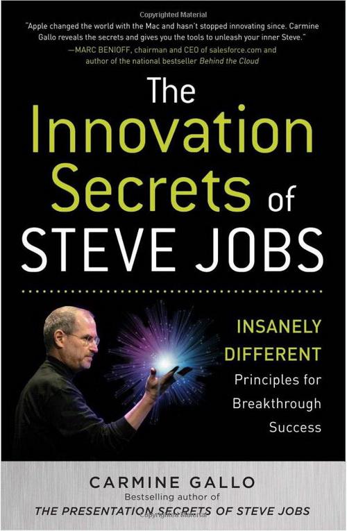رازهای نوآوری استیو جابز