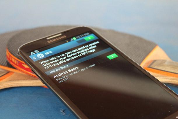 اشتراک از طریق NFC