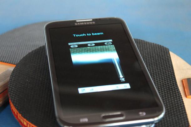 انتقال فایل از طریق NFC