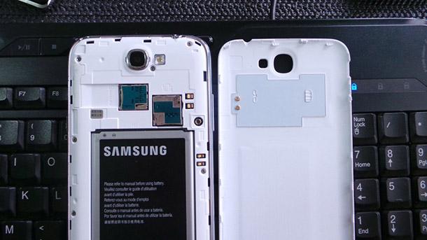 دستگاه شما مجهز به قابلیت NFC