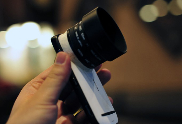 دوربین ۴۱ مگاپیکسلی نوکیا