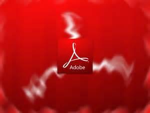 سایت شرکت Adobe
