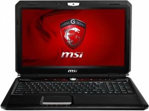 لپ تاپ MSI GX601