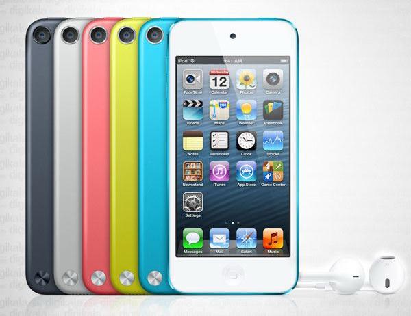 اپل آی پاد تاچ نسل پنجم - 64 گیگابایت