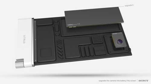 Sony XTRUD