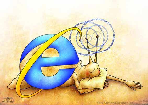 اینترنت گران و بیکیفیت