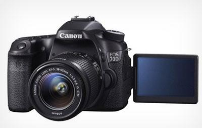 دوربین DSLR EOS 70D کانن