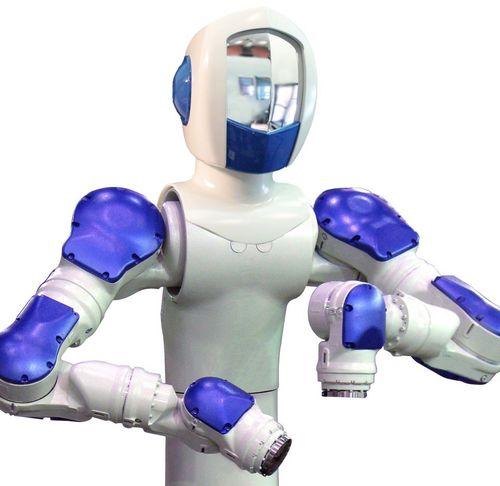 MOTOMAN، روبات املت پز!