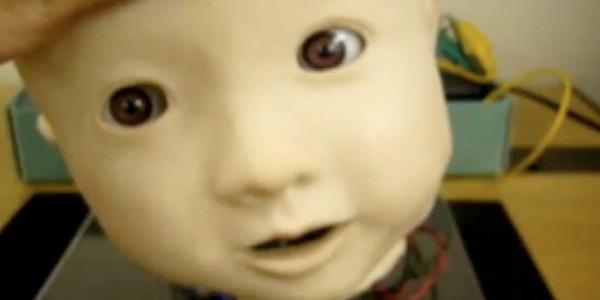 AFFETTO، روبات بچهنما