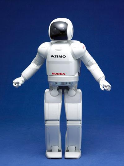 ASIMO، همیار آدمی