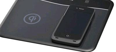برچسبی برای شارژ گوشی های هوشمند