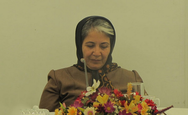 آزاده داننده رییس سازمان نظام صنفی رایانهای استان تهران