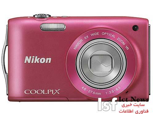 نیکون Coolpix S3300