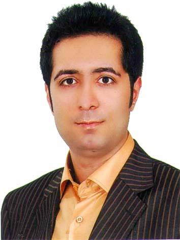 رامین کریمی مدیرعامل شرکت فناوری اطلاعات آرامین  info@araminit.com