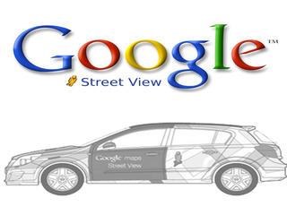 سرویس استریت ویو گوگل