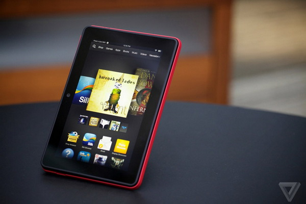 تبلت Kindle HDX آمازون