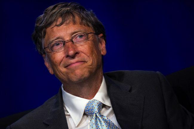 بیل گیتس ثروتمندترین فرد آمریکا در لیست ۴۰۰ نفر مجله Forbes