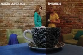 تبلیغ جدید نوکیا و مقایسه دوربین لومیا 925 با آیفون 5