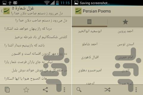 شعر فارسی