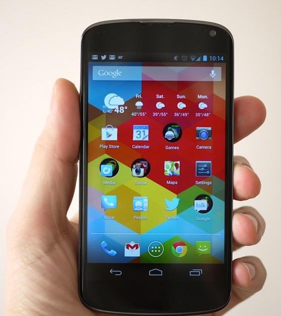 #Nexus 4