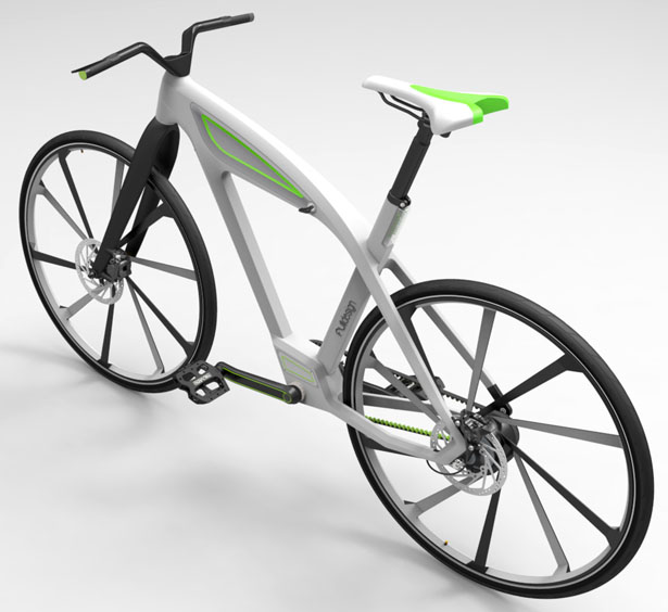 دوچرخه الکتریکی