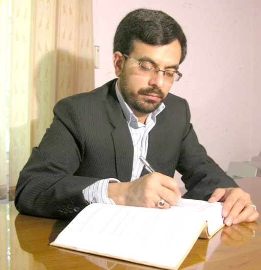 احسان شهیر معاون دفتر فناوری اطلاعات، ارتباطات و امنیت استانداری اصفهان