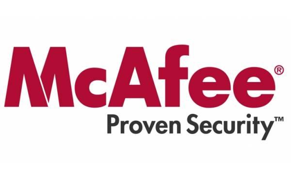 آنتیویروس McAfee