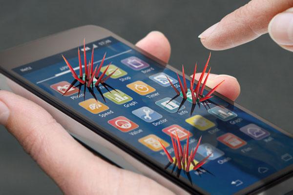 چند نکته مهم برای مقابله با موبایل ویروسی