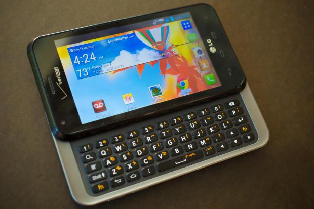 گوشی هوشمند LG Ecact