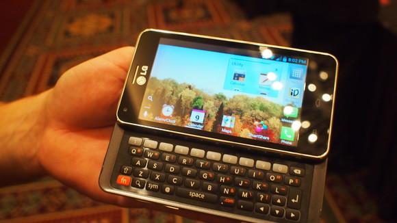 گوشی هوشمند LG Mach با