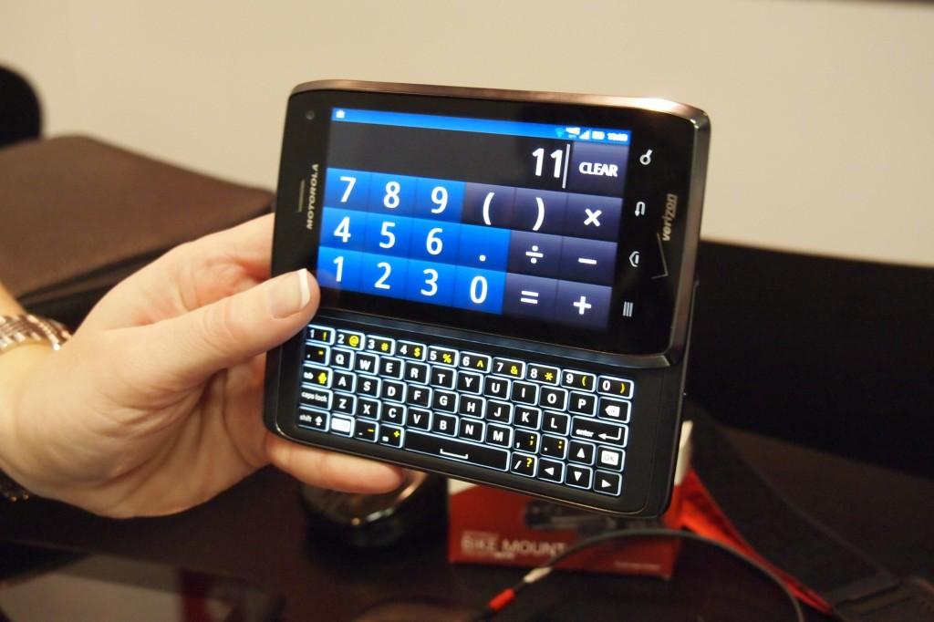 گوشی هوشمند Motorola Droid 5