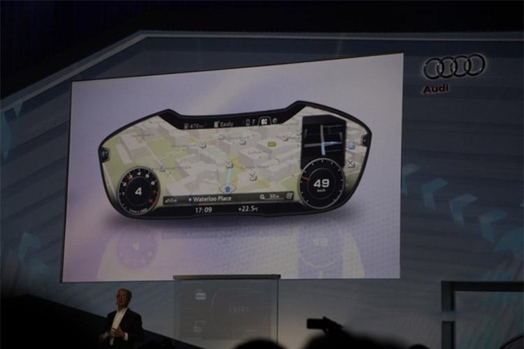 Audi Brain