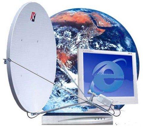 اینترنت ماهواره اي