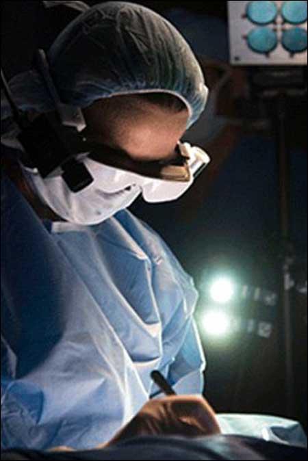 تشخیص بافت سرطانی با عینک هوشمند
