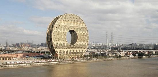 چرخ گوانژو (Guanzhou) – چین