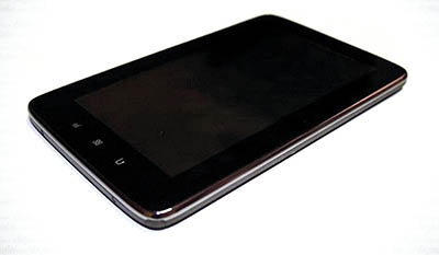 LG X TabJet
