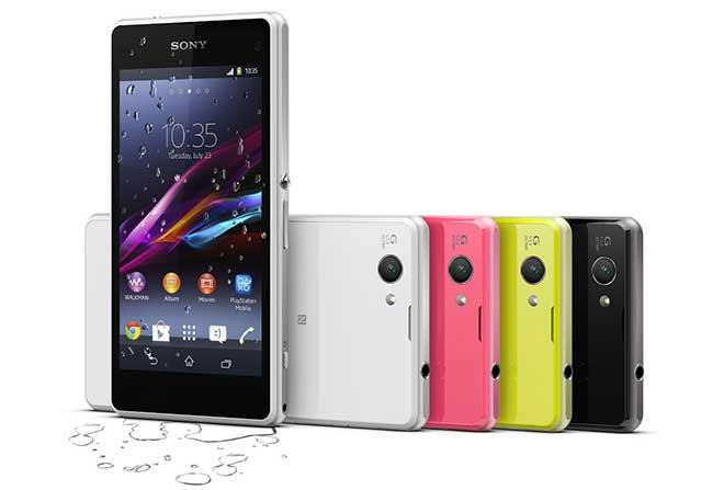 گوشی سونی xperia z1 compact