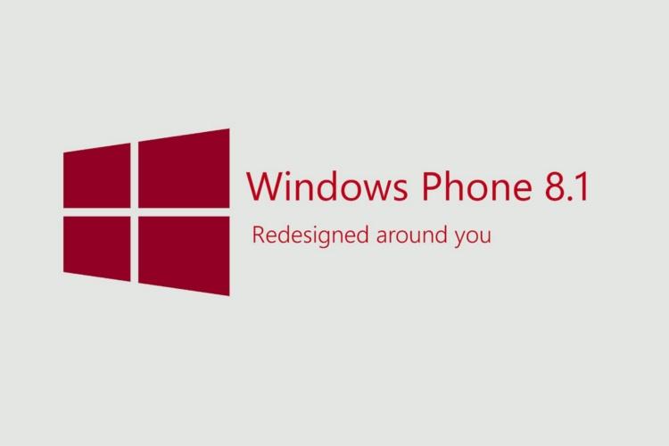 Microsoft Windows Phone 8.1 logo