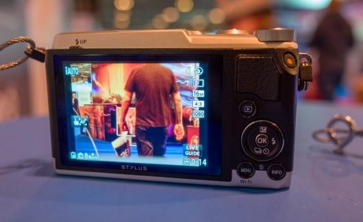 دوربین جدید Olympus Stylus SH-1