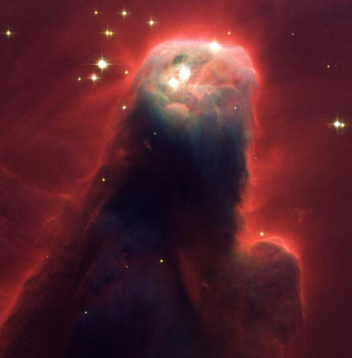 hubble-best-photos-star-forming-pillar-gas-dust-cone-nebula
