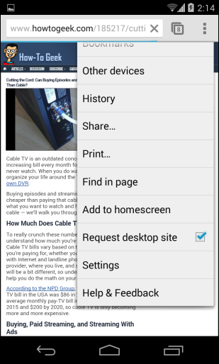 request-desktop-site-in-smartphone-chrome-app