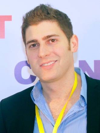 Eduardo Saverin at the 8th ChinITC conference