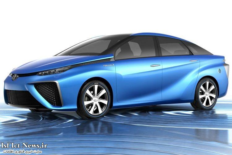 خودروهی هیدروژنی تویوتا
