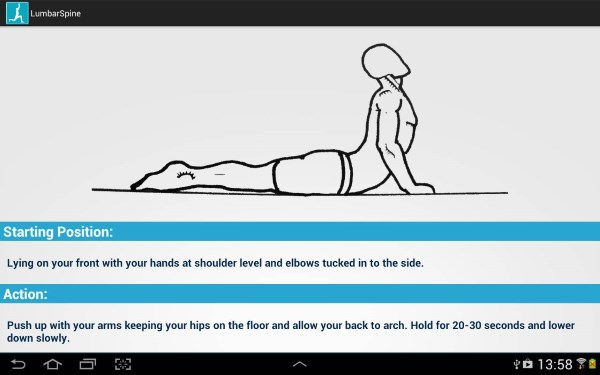 Simple Stretching Exercises