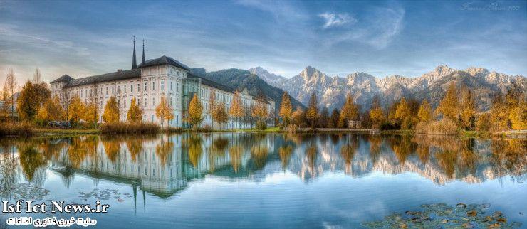 Top 10 Libraries-Admont-Photo by Friedrich Beren