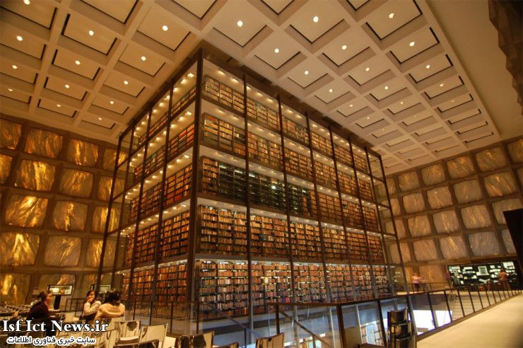 Top 10 Libraries-Beinecke